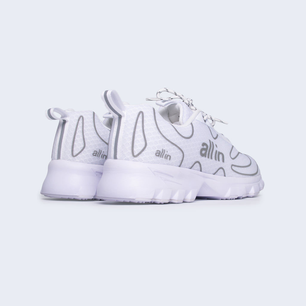 Tennis Shoes White