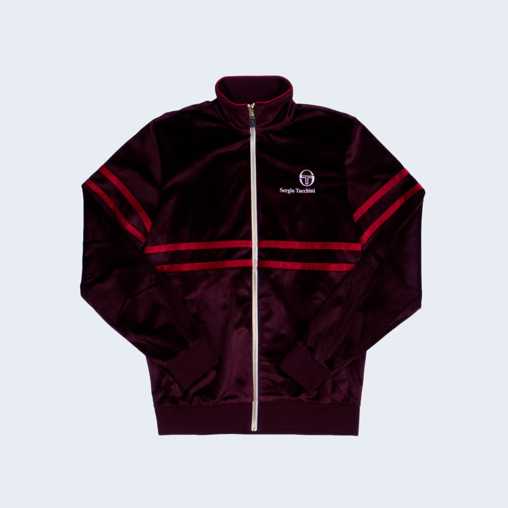 Tracktop Archive Velour Red