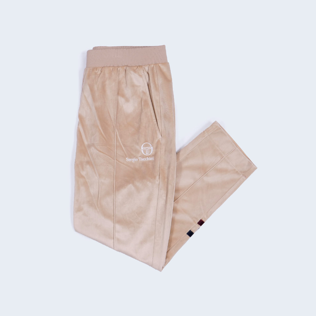 Trackpant Archive Velour Irish Cream