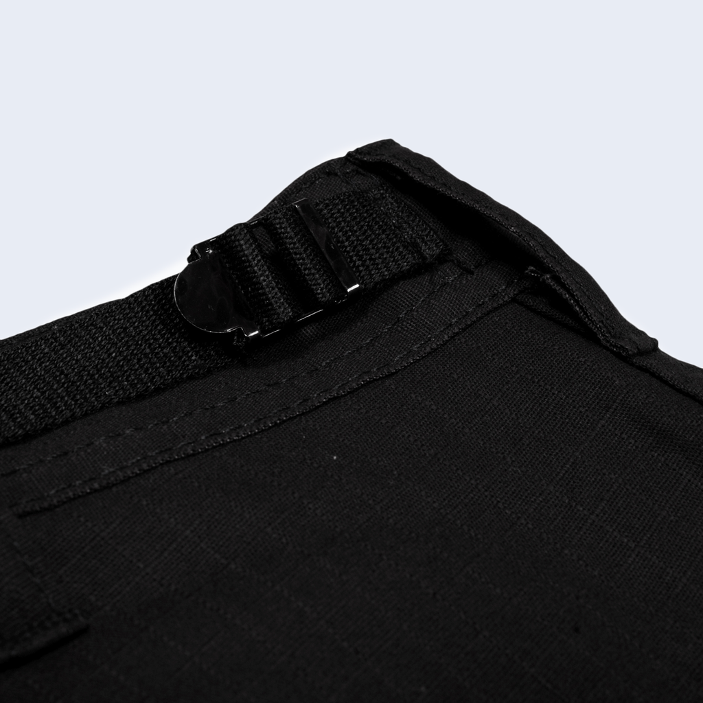 Summit Cargo Pant Black