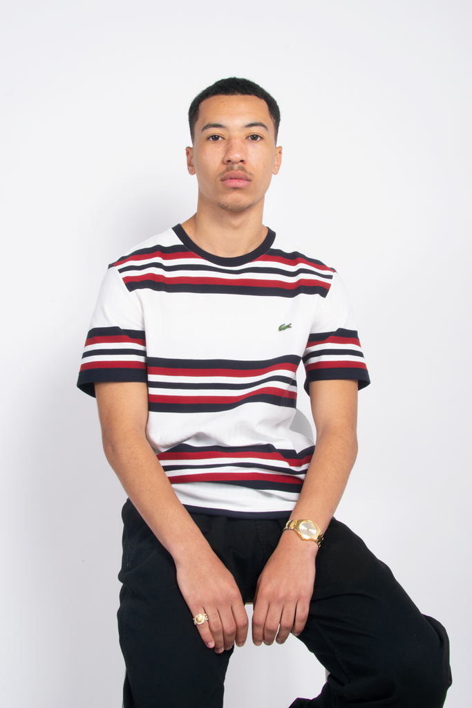 Striped Tee Made In France