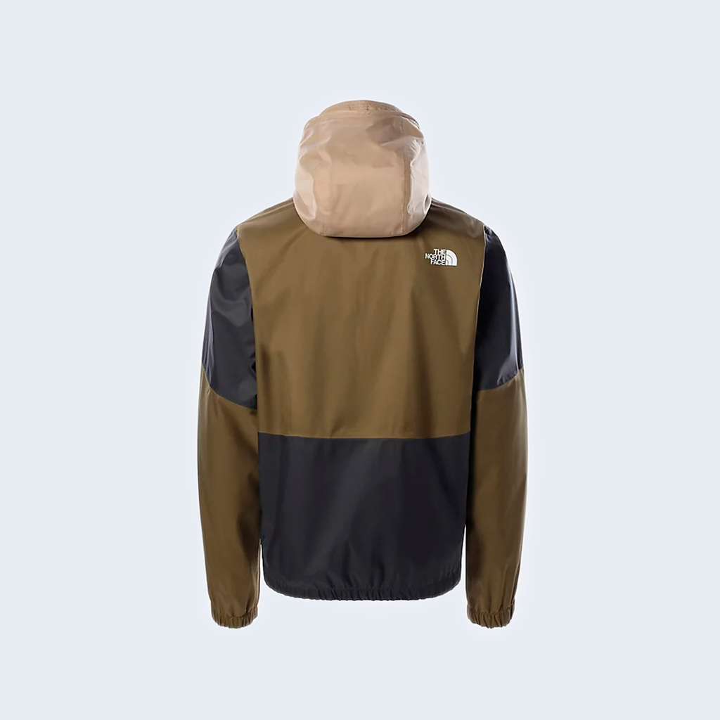 Farside Jacket Kelp Tan