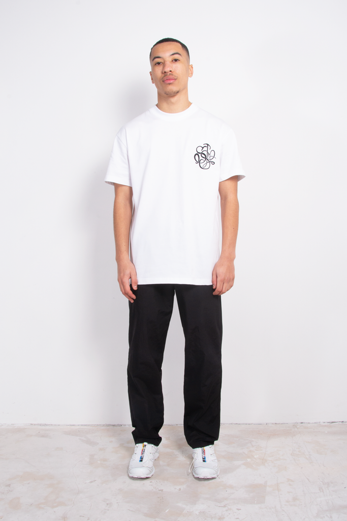 Monogram T-shirt White