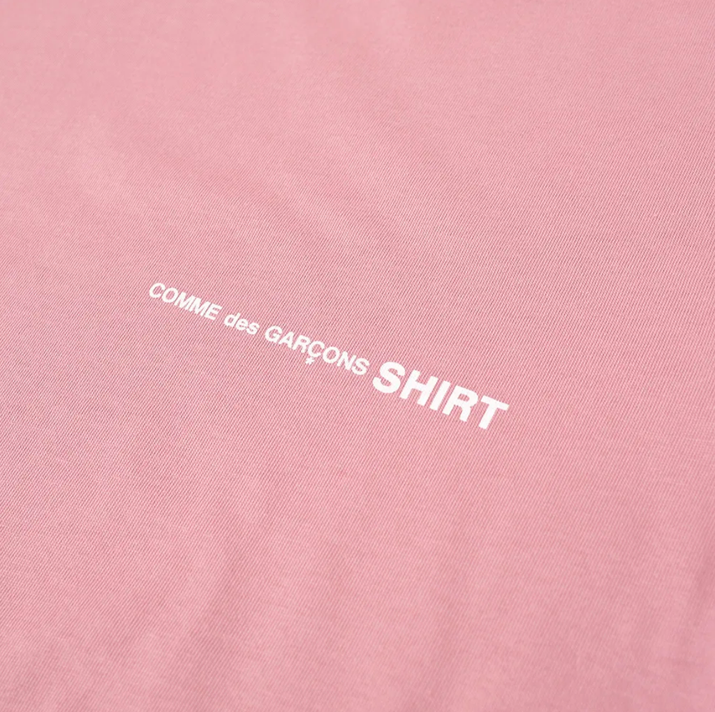 Classic Tee Pink