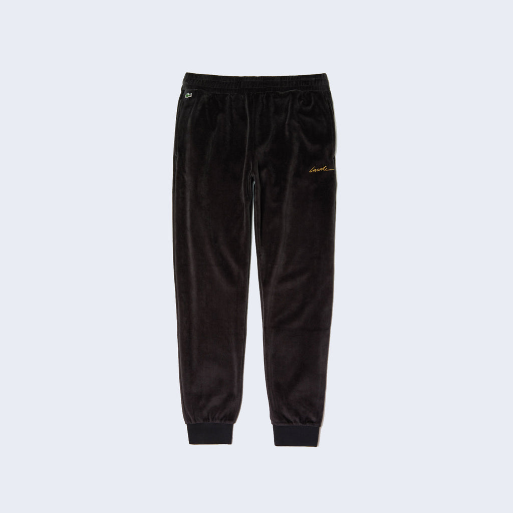 Pantalon Velours Black