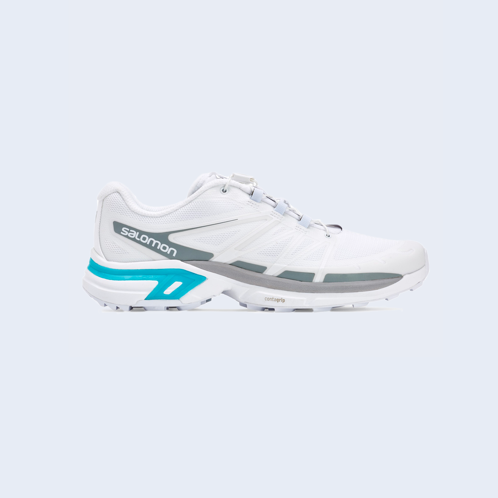 S/LAB XT-WINGS 2 ADV White / Alloy / Bluebird
