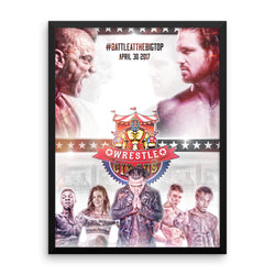 Battle at The Big Top - Official Framed Poster