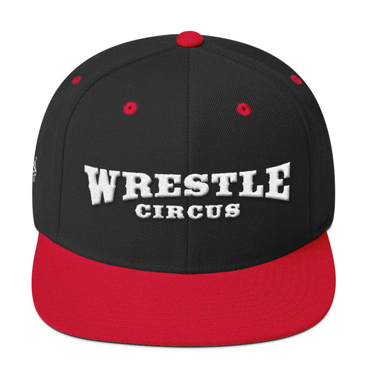 WrestleCircus Snapback Hat (Multiple Color Variations)