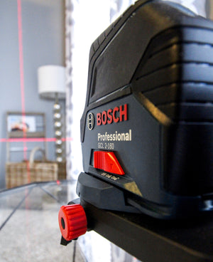 Bosch Laser Level Tool Review