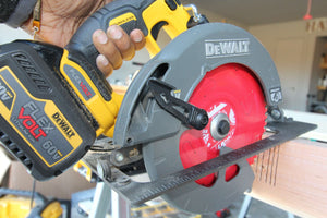 Dewalt FLEXVOLT Circular Saw w/ Impact Pack Tool Review