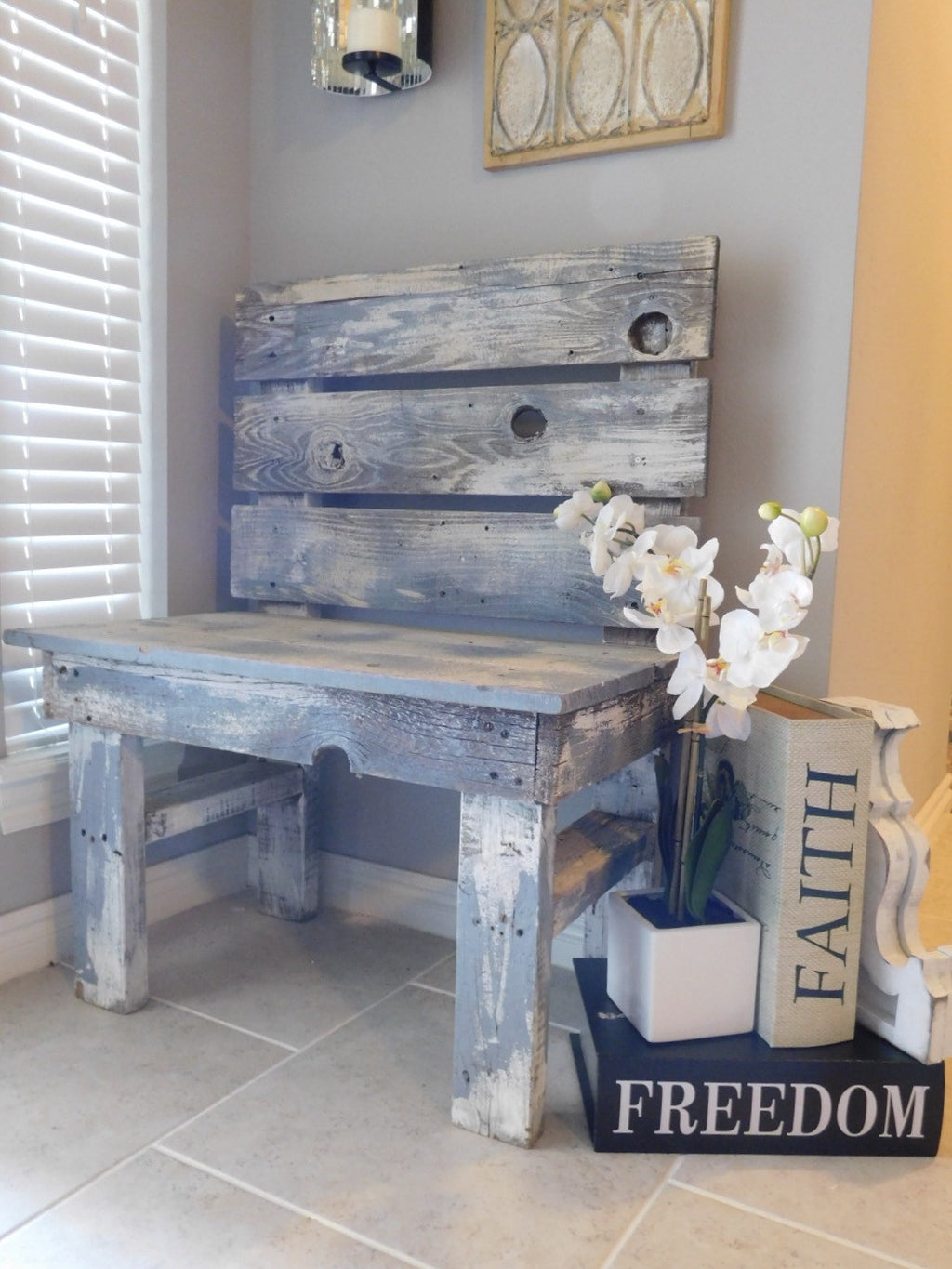 Entry Way Bench