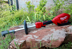 MILWAUKEE M18 FUEL 18-Volt Lithium-Ion Brushless Cordless String Trimmer with QUIK-LOK Attachment Capability