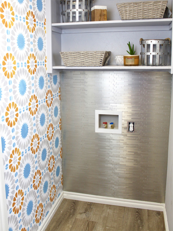 Peel And Stick Kitchen Tiles