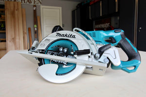 Makita Rear Handle Circular Saw Tool Review
