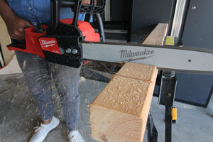 MILWAUKEE M18 FUEL 16 IN. 18-VOLT LITHIUM-ION BATTERY BRUSHLESS CORDLESS CHAINSAW KIT