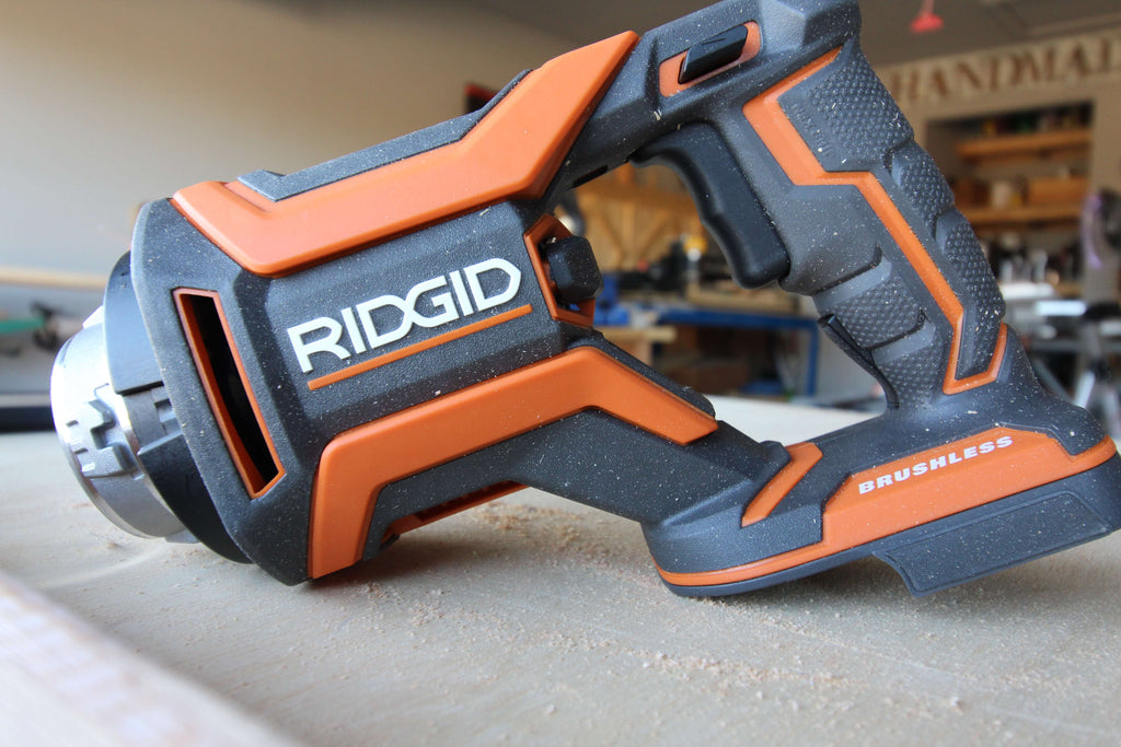RIDGID MEGAMax PowerBase and Attachments Tool Review