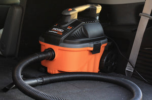 RIDGID 4-Gal. Wet/Dry Shop Vac Tool Review