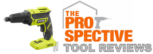 Ryobi Drywall Screw Gun Tool Review