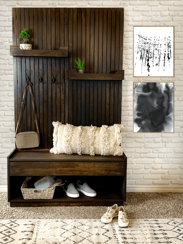 Small Console Table Entryway