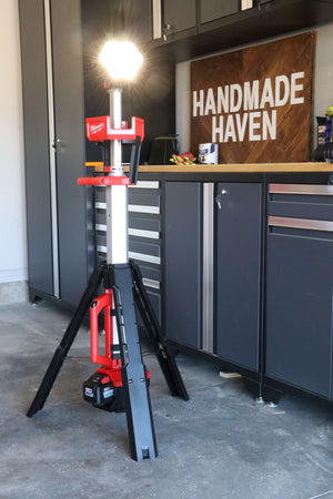 Milwaukee Cordless Tower Light Review