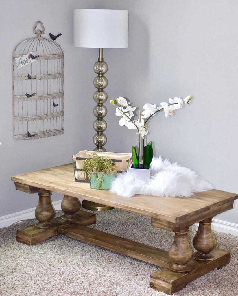 DIY Coffee Table Round-Up