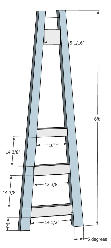 DIY Plant Stand Free Woodworking Plans