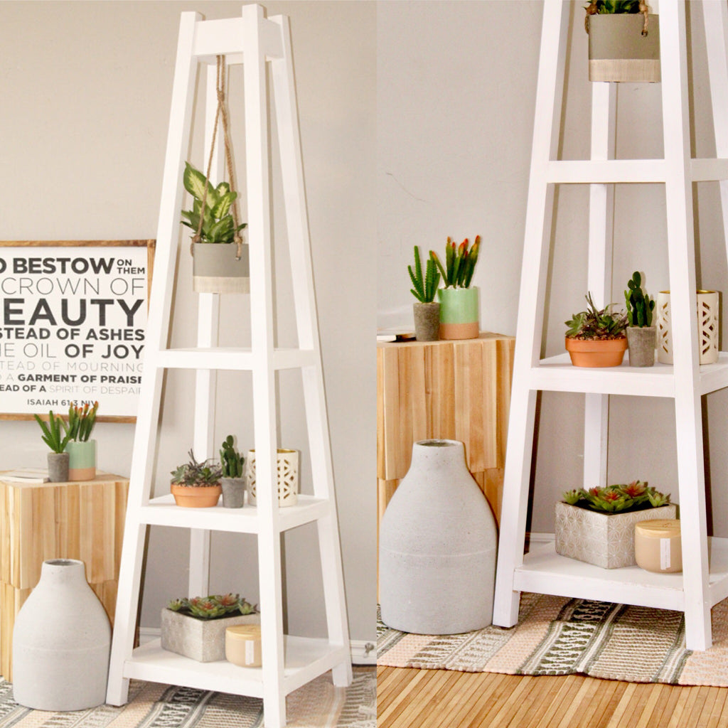 DIY Plant Stand