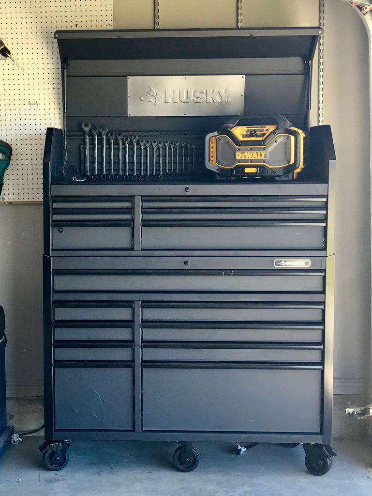 Husky Tool Chest and Cabinet