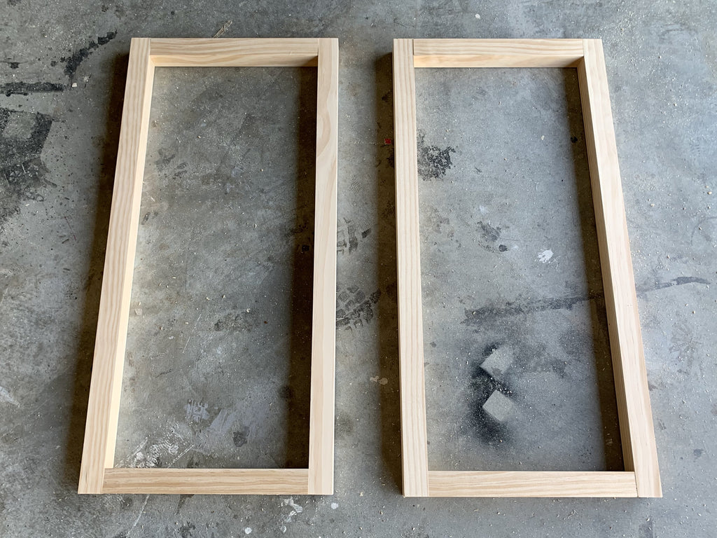Console Table Sides
