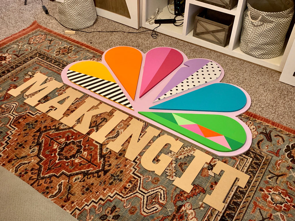 Making it Season 2 - NBC Logo