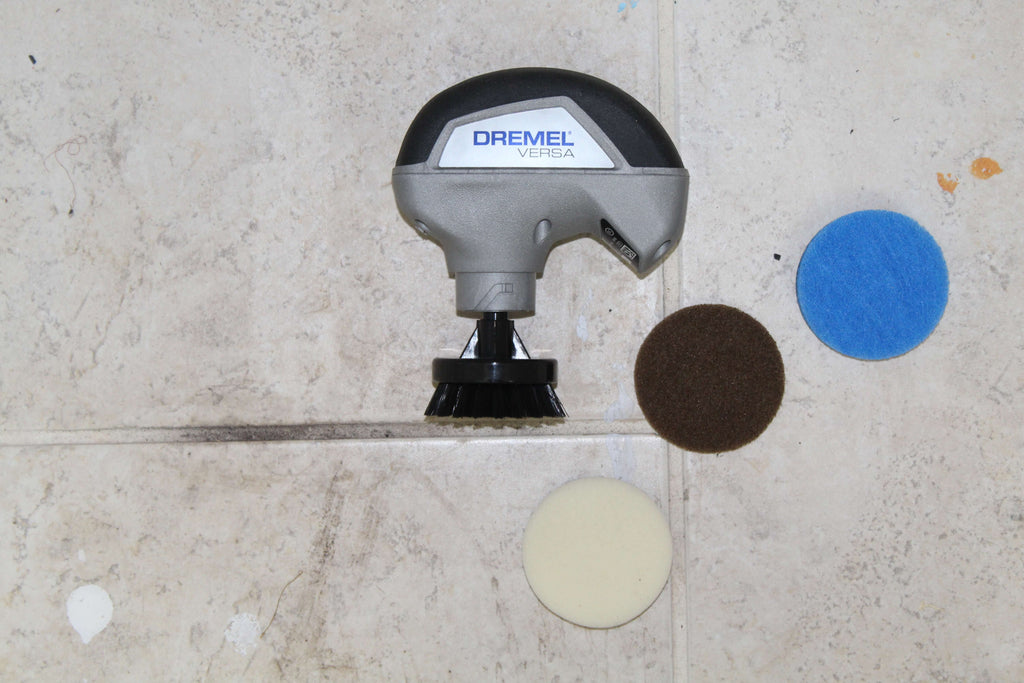 Dremel Versa Power Cleaner with attachments