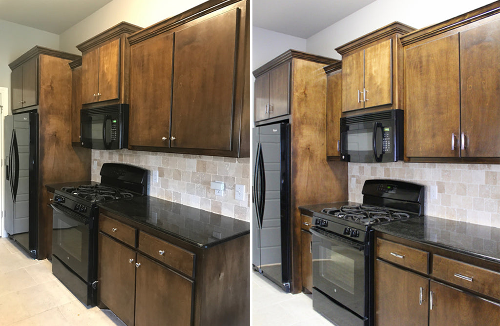 Installing Kitchen Cabinet Hardware With Liberty Hardware Pulls