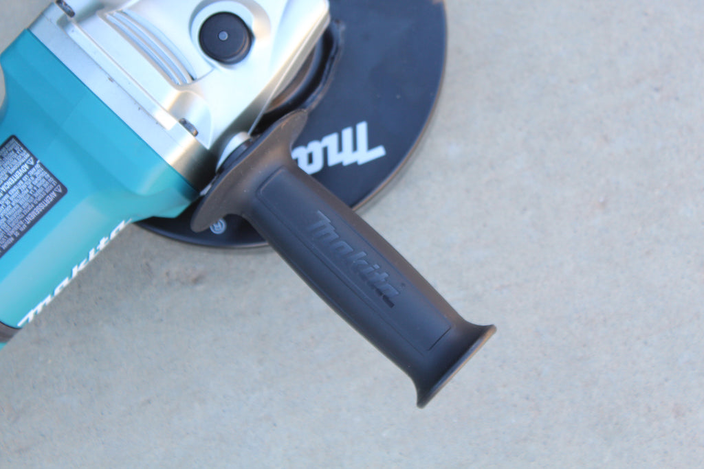 Makita 18V Brushless Angle Grinder Kit Tool Review