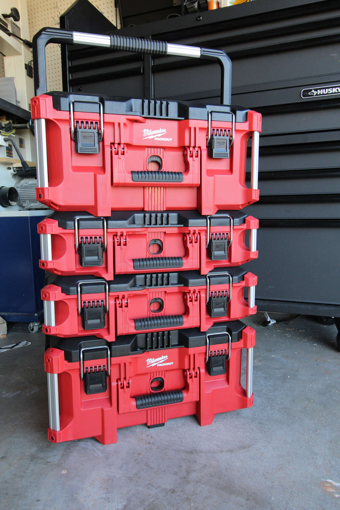 Milwaukee Packout Tool Storage System Tool Review