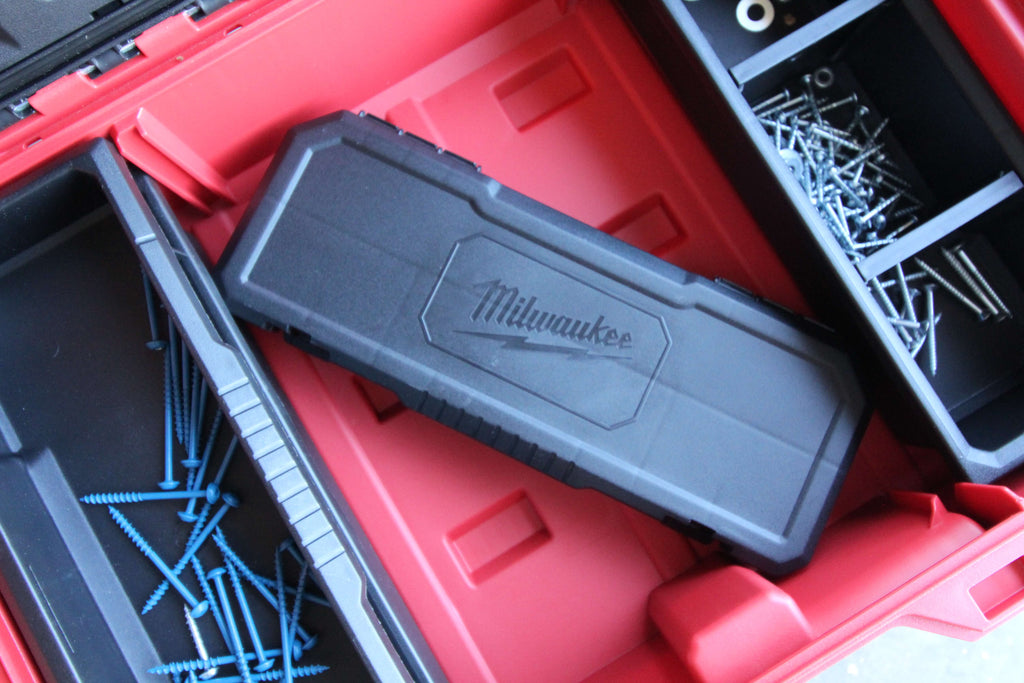Milwaukee Packout Tool Box storage tool review
