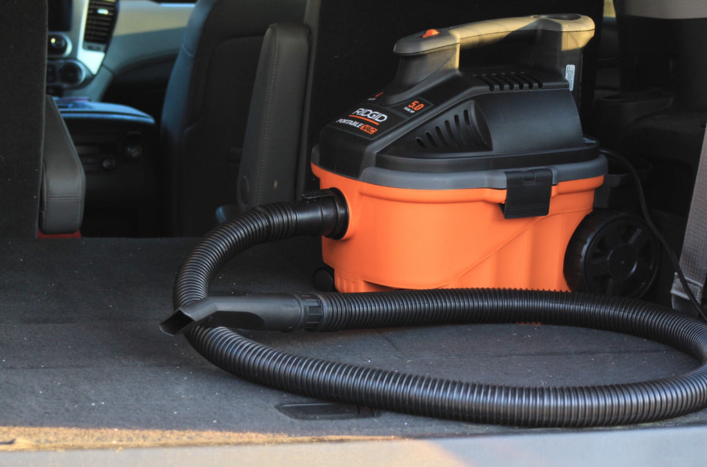 Ridgid Wet/Dry Vac tool Review