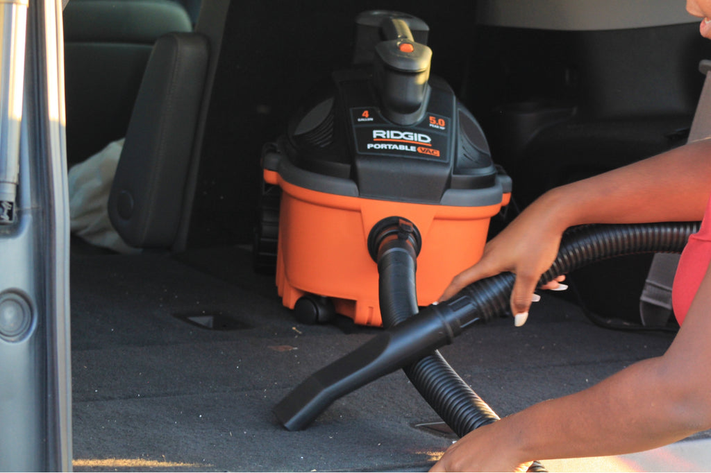 RIDGID SHOP VAC TOOL REVIEW