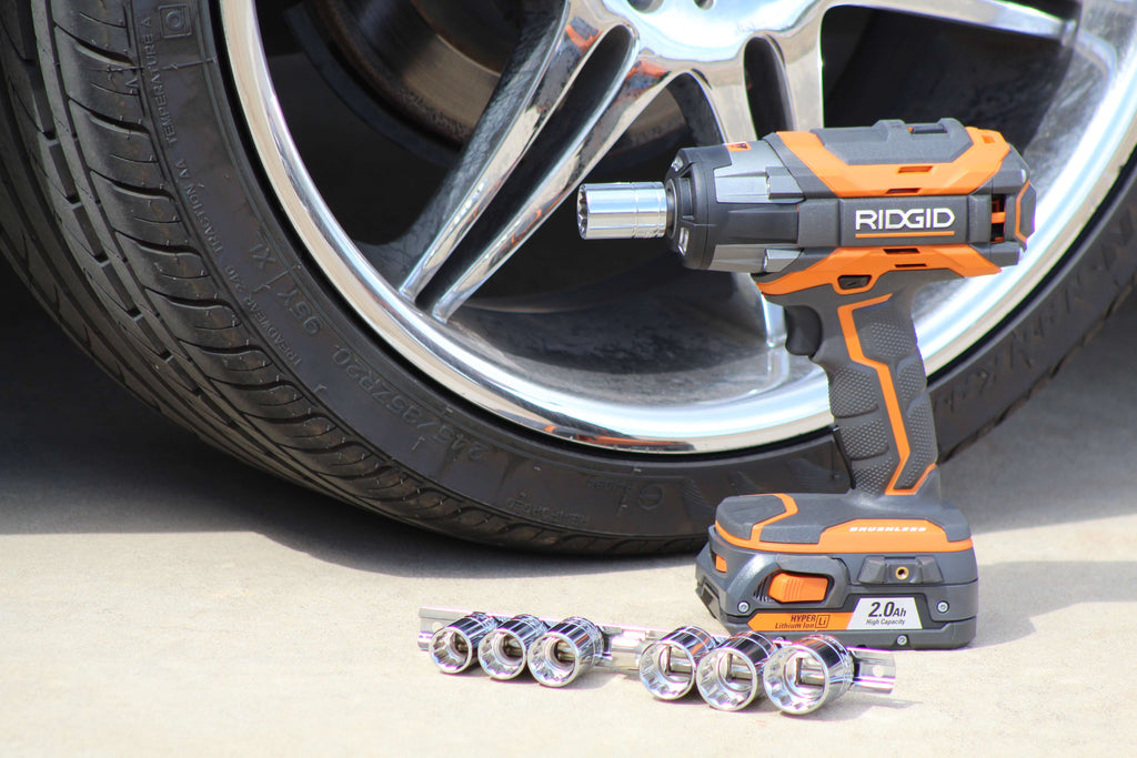 RIDGID  Impact Wrench Tool Review