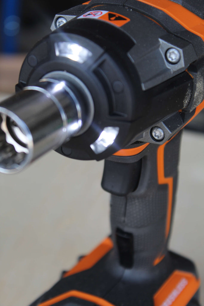 RIDGID 18V Brushless Impact Wrench Tool Review