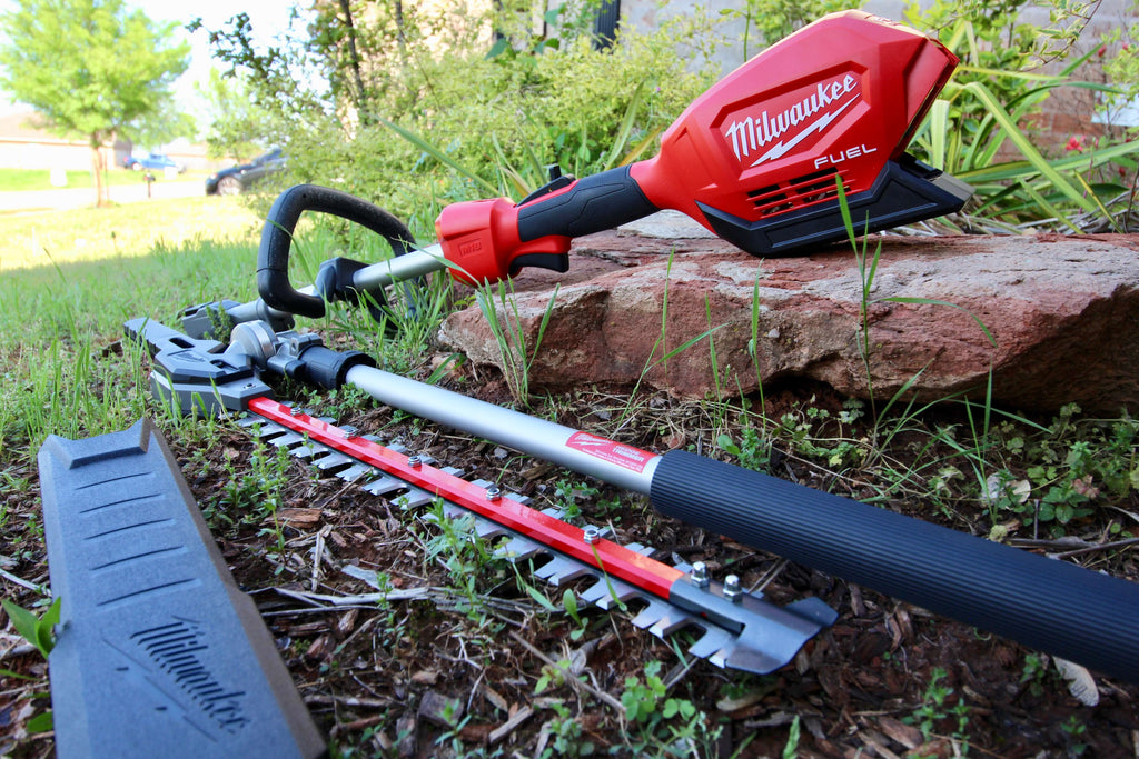 Milwaukee Hedge Trimmer