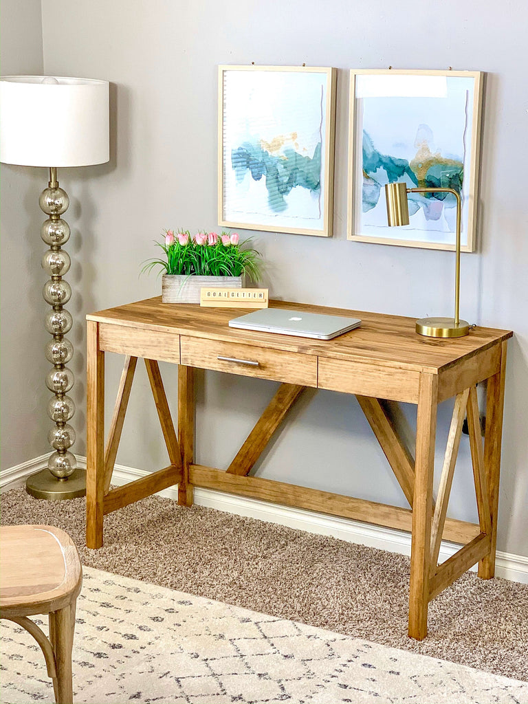 DIY Desk for the home office