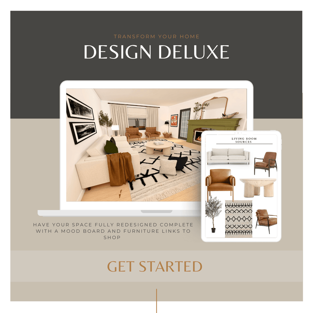 Interior E Design Deluxe Package