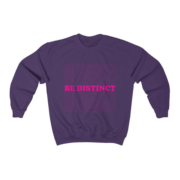 Be Distinct