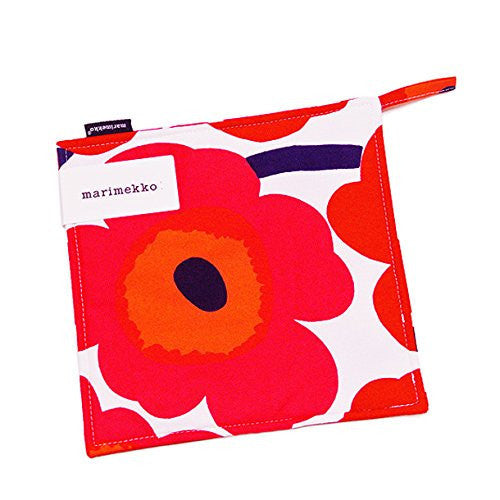 Marimekko Unikko Red Pot Holder