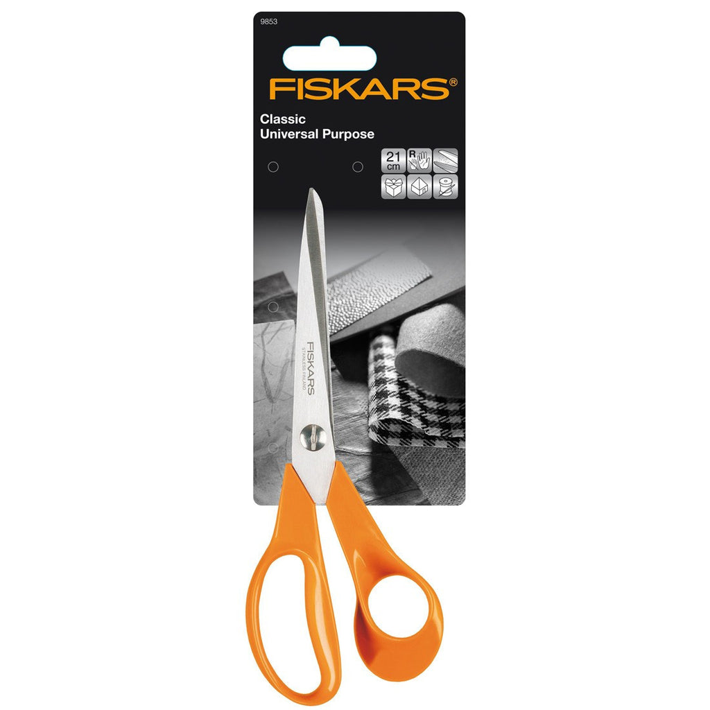 Fiskars Orange Dressmaking Scissors