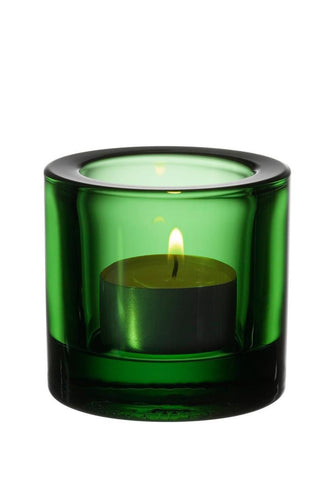 Iittala Kivi Green Votive 6cm (Boxed)