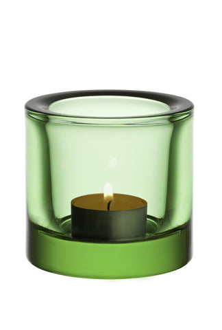 Iittala Kivi Apple Green Votive 6cm (Boxed)