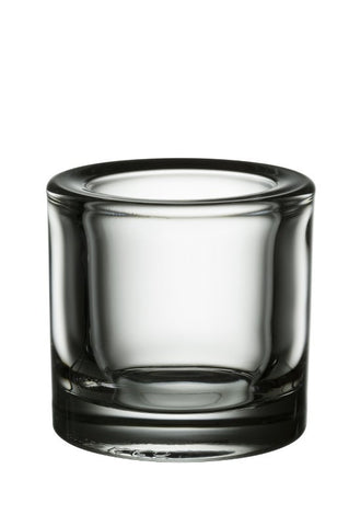 Iittala Kivi Clear Votive 6cm (Unboxed)