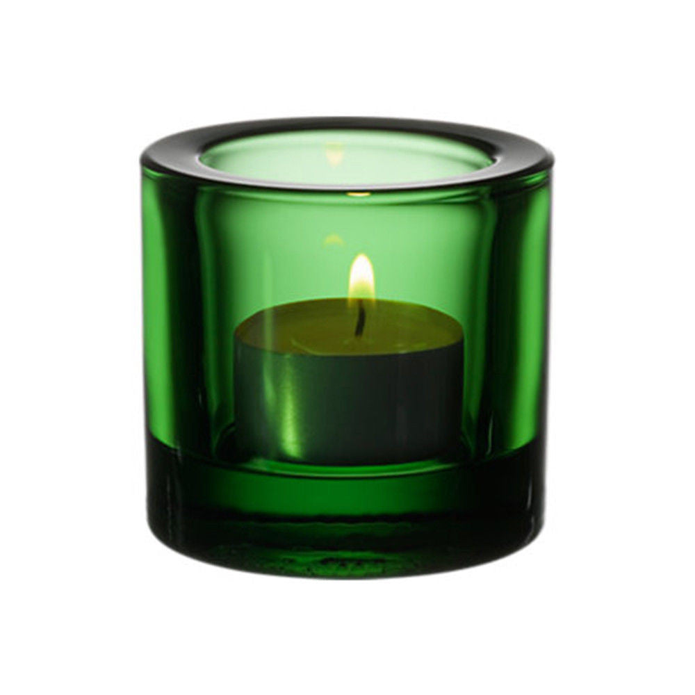 Iittala Kivi Green Votive 6cm (Unboxed)