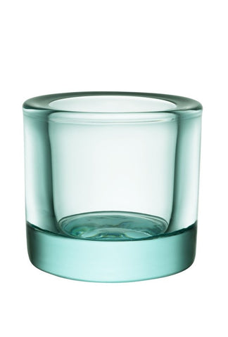 Iittala Kivi Water Green Votive 6cm (Unboxed)